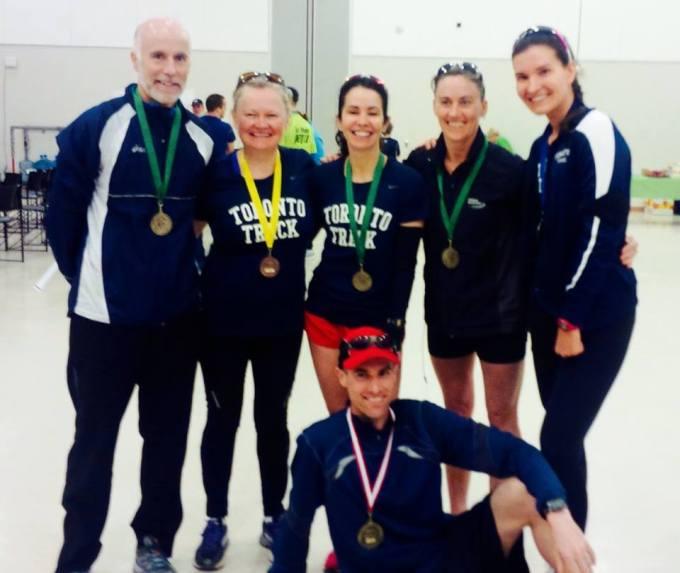 Backs In Motion - Medal Winners