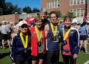 CMA 5K Medalists