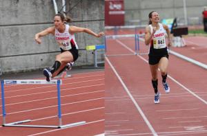 Lyon - Kate 400M Hurdles Final