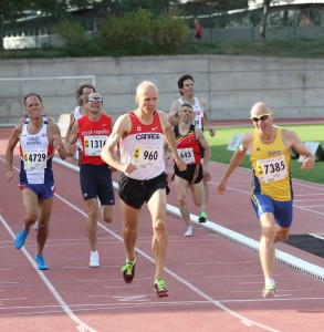 Lyon - Mike 800m Finals