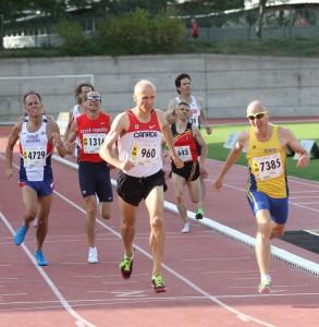 Lyon - Mike 800m Finals