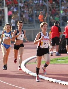 Lyon - Nanci 800m Finals