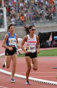 Lyon - Rita 800m Final
